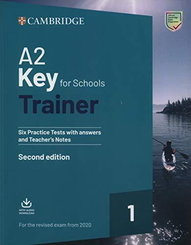 Key for schools trainer for update 2020 exam. Six practice tests with answers and teacher's notes. Per la Scuola media. Con espansione online. Con File audio per il download