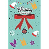 Christmas Planner: Everything you need for an organized Christmas, budget tracker, gift list, online order tracker, Black Friday preparation, menu planners, gift lists use the mini Holiday Savings Tracker card