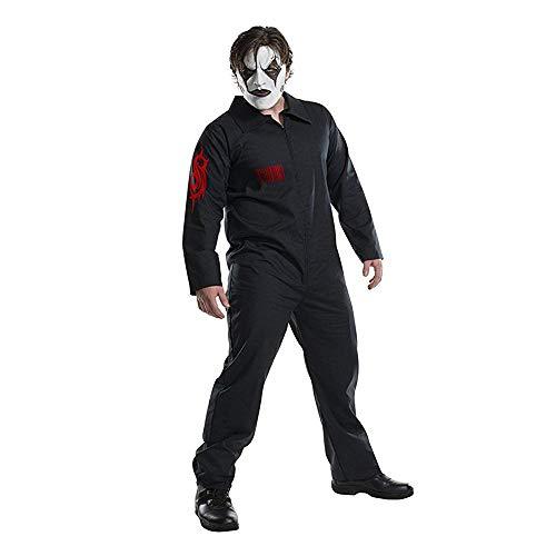 Slipknot Band Uniform Erwachsene Halloween Cosplay Overall Slipknot Kleidung Hot Raper Fashion Hip Hop Uniform