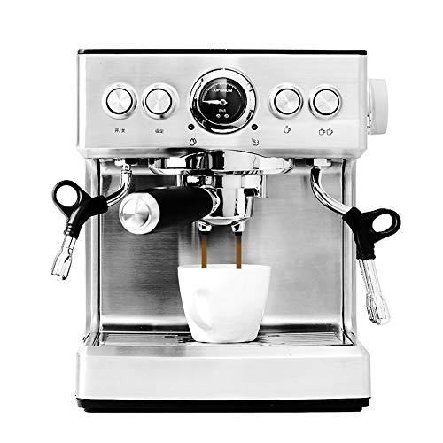 CDBGR Cafetera Expreso Pequeña Espresso Doméstica