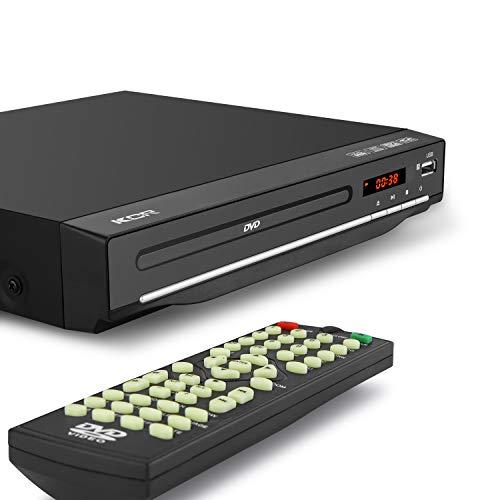 225MM DVD Player Home CD,USB Port, Multi-Regions DVD Players, DivX, HDMI...