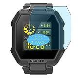 VacFun 3 Piezas Filtro Luz Azul Protector de Pantalla, compatible con Blackview R6 BV-R6 1.3' smart watch smartwatch, Screen Protector (Not Cristal Templado Funda Carcasa)