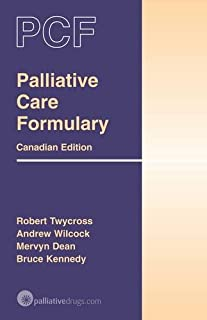 Canadian Palliative Care Formulary