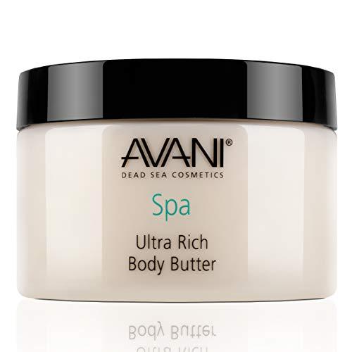 AVANI Classics Ultra Rich Body Butter | Includes Shea Butter, Aloe Vera, & Essential Oils | Leaves Skin Soft & Silky Smooth | Citrus and Vanilla - 9.35 oz.