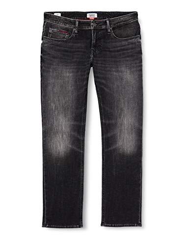 Tommy Jeans Herren Scanton Slim Dycrk Straight Jeans, Blau (Dynamic Cross Bk Str A), W32/L32