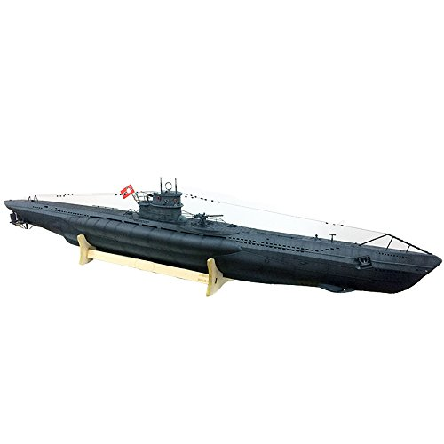 ARKMODEL German U-Boat Type VIIC Submarine 1:48 Scale Models...