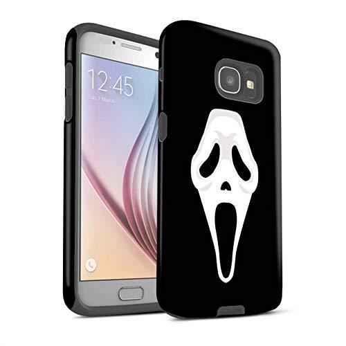 Stuff4® beschermhoes voor Samsung Galaxy A5 (2017) / serie: Horror Film Art - Scream Masker geïnspireerd
