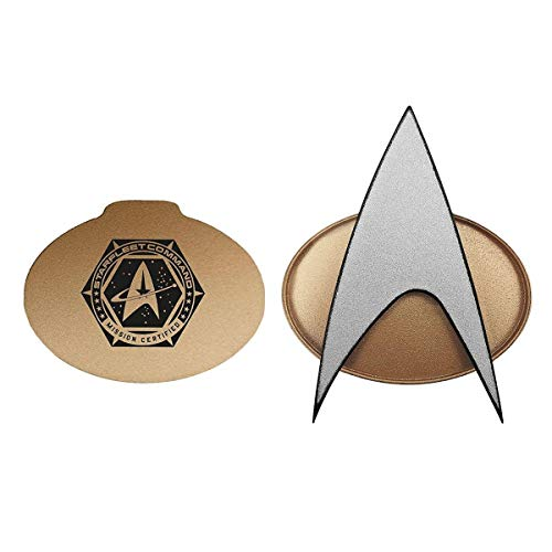 Star Trek: The Next Generation Bluetooth Communicator Badge - Neue verbesserte Version