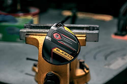 Cobra 2020 Men's King SPEEDZONE Driver (Black/Yellow) + Free Arccos Complete Sensor Set (Optional) | PlayBetter Bundle w/Caddy Towel & Pitchfix Divot Tool (Right, HZRDUS Smoke Yellow 60, Stiff, 9.0)
