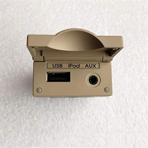 MAMINGBO Mmbo AUX USB Jack Assy Ajuste para la Consola Fit para Sonata NF 2006-2010 961903k540 96190 3k540 96190-3k540v2