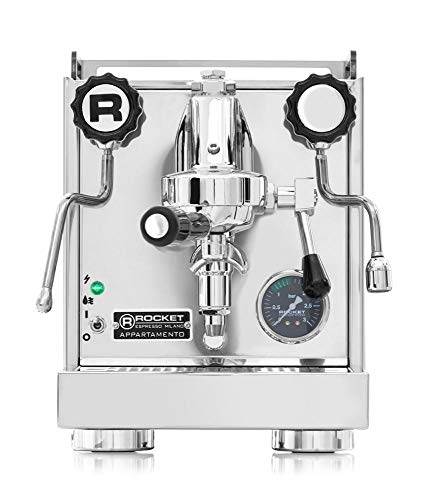 Rocket Espresso | Appartamento | Espressomaschine | Kupfer