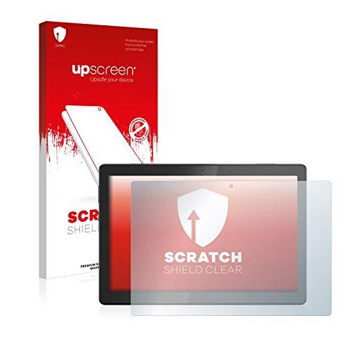 upscreen Scratch Shield Screen Protector compatible with Lenovo Tab M10 TB-X505L - HD-Clear, Anti-Fingerprint