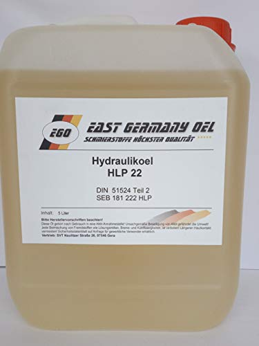 Hydrauliköl HLP 22 Kanister 5 Liter