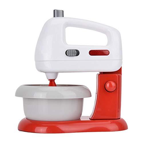 Qiterr Küche Spielzeug, so tun, als Haushaltssimulation Gerät Lernspielzeug Geschenke Spielhaus Mini Spielzeug für Kinder Kinder(Mixer)
