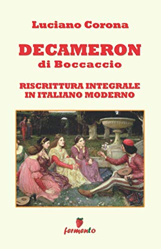 Decameron riscrittura integrale in italiano moderno