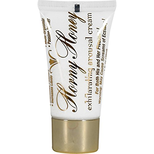 Horny Honey Arousal Cream 1 Oz Tube