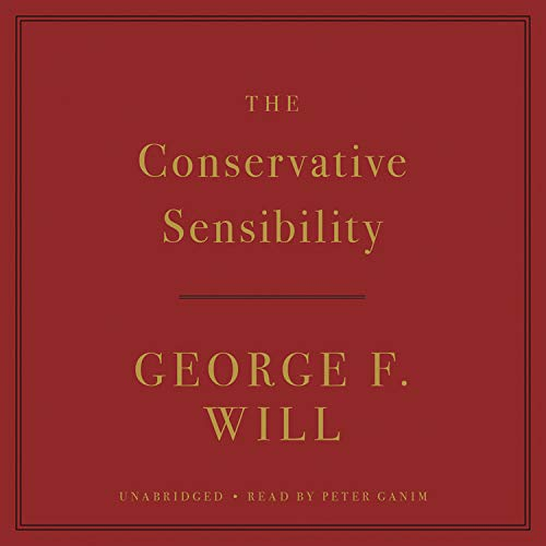 The Conservative Sensibility  By  cover art