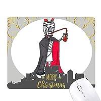 エジプトのミイラハロウィン吸血鬼ホルス クリスマスイブのゴムマウスパッド