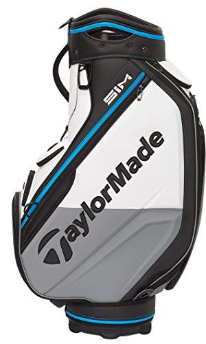 TaylorMade 2020 Tour Staff Bag White/Grey/Blue SIM N7778301 New