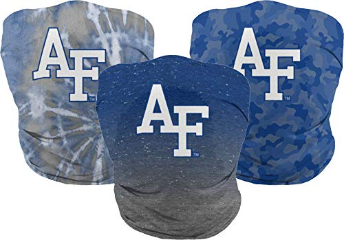 ProSphere U.S. Air Force Academy Neck Gaiter/Face Scarf (3-pack) 5B33B2D0