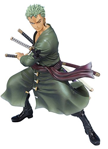 Bandai Figurine - One Piece Zero - Zoro 5th Anniversaire 12 cm