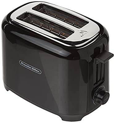Proctor Silex 2-Slice Extra-Wide Slot Toaster with Cool Wall, Shade Selector, Toast Boost, Auto Shut-off and Cancel Button, Black (22215)