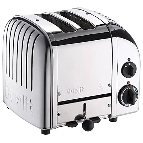 Dualit Classic Vario AWS Toaster mit 2 Schlitzen, poliert