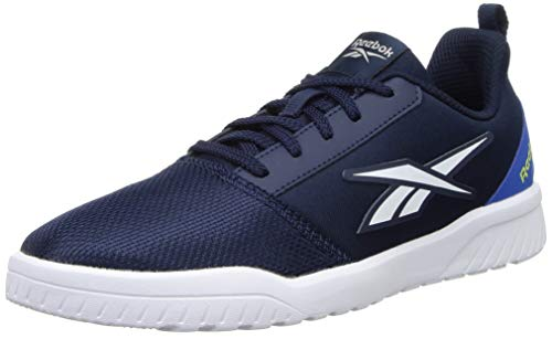 Reebok Men's Motionpulse Walking Shoe,Vector Navy - White-V, 8 UK(EX4251)