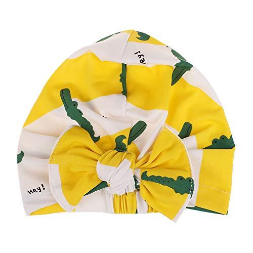 Kalaokei Bonnet de bain imperméable pour enfant Motif dinosaure, Polyester et acrylique., Green Dinosaur#