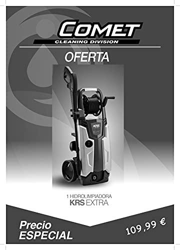 Hidrolimpiadora de Agua a Presión Comet Mercury KRS 1300 Extra con Motor electrico