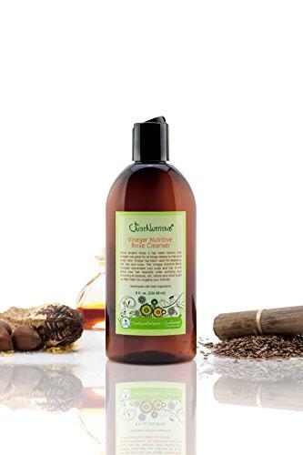 Hair Nutritive Kit | Hair Loss Shampoo | Hair Loss Conditioner | Vinegar Nutritive Rinse Cleanser | The Best Hair Loss Kit