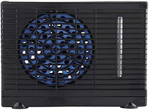 LLKK 12V Mini Air Conditioner Cooler, Evaporator Water Cooler Car Fan, Car Window Air Vent Adjustable Fan Cooler, for Home Camping 20 x 11 x 15cm durable
