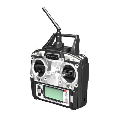 FlySky 2.4GHz 6 Channel Digital Transmitter and Receiver Radio System