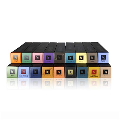 50 Nespresso Original Capsules; Pick Any from 28 Flavours