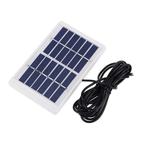 Luces solares al aire libre USB Luz solar bombilla LED recargable de energía lámpara que acampa impermeable de plástico del panel de emergencia del bulbo gancho Tent la linterna al aire libre