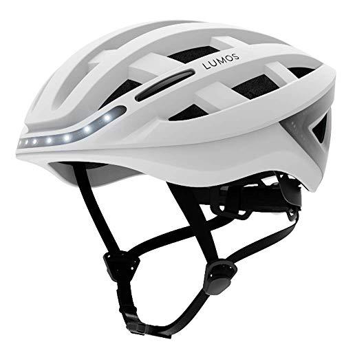 Lumos Kickstart Fahrradhelm (Pearl_White)