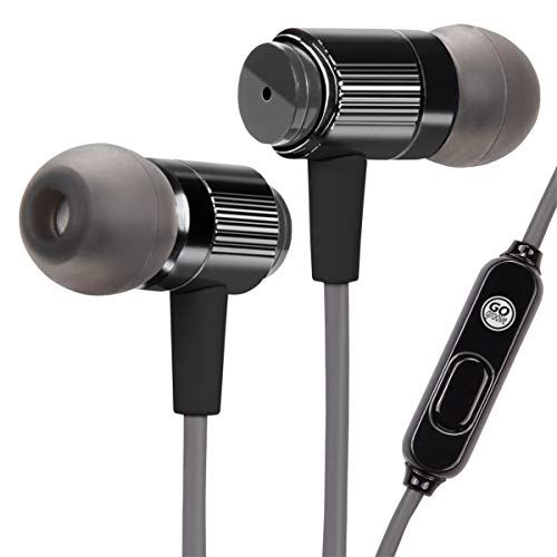 GOgroove AudiOHM RNF Durable Earbuds