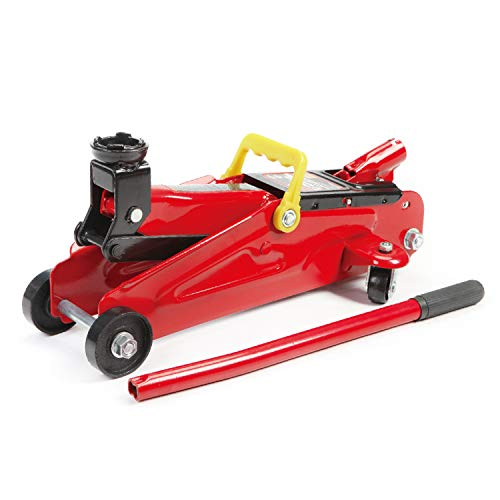 Torin T82002-BR Big Red Hydraulic Trolley Floor Jack, 2 Ton Capacity