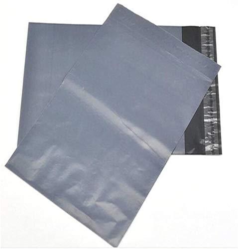 Poteau en plastique ultra léger et lisse 9x12 Inches gris