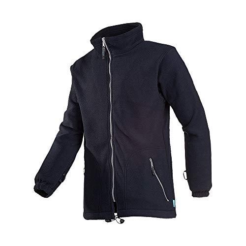 Frederik Sioen 7805a2t01bs03X L Lindau Fleece Jacke, 3X Große, blau (10Stück)