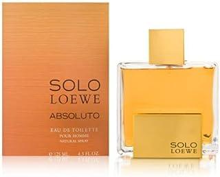 Loewe Solo Loewe Absoluto for Men Eau de Toilette Spray 125ml