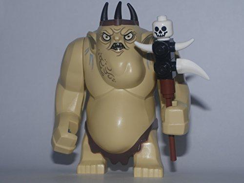 Lego LO HOBBIT Mini Figura Goblin King/Re in 79010