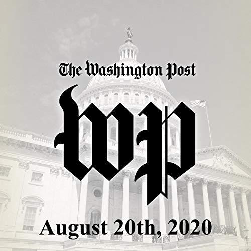 『August 20, 2020』のカバーアート
