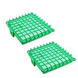inherited filtro Hepa,Filtro HEPA H12 Accessorio per aspiratore Aspirapolvere e pulizia di pavimenti...