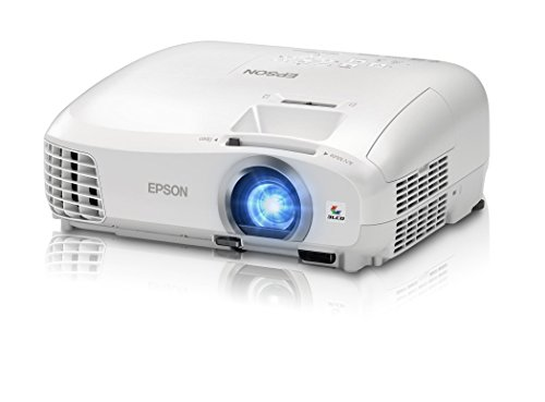 Epson Home Cinema 2040 1080p 3D 3LCD Home Theater Projector (Renewed)