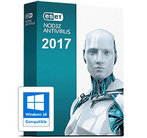 ESET Nod32 Antivirus 2020 - Abonnement 1 an - 1 poste - A télécharger