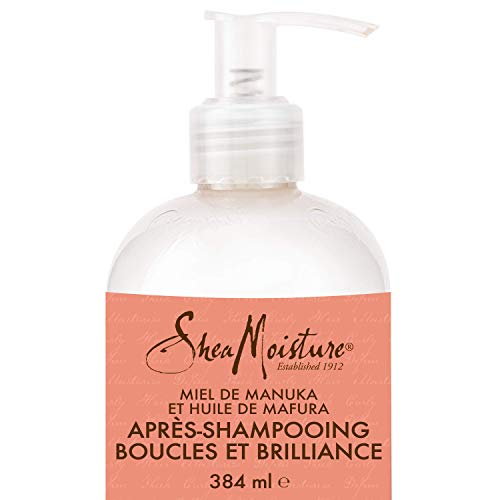 Shea Moisture Coconut and Hibiscus Curl and Shine Conditioner, 379 ml
