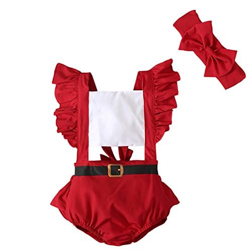 YQSR Mono de Navidad para bebé con diseño de Mi primera Navidad para bebé, para invierno, para bebé, niño, para otoño o otoño