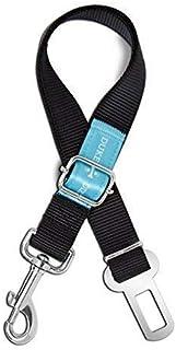 Dog Seat Belt, Pet Dog Cat Car Seatbelt Harness Safety - Adjustable Safety Belt Pet Leash - Heavy Duty Nylon - Universal F...