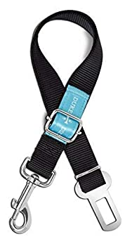 Dog Seat Belt Pet Dog Cat Car Seatbelt Harness Safety - Adjustable Safety Belt Pet Leash - Heavy Duty Nylon - Universal Fit  1 Leash